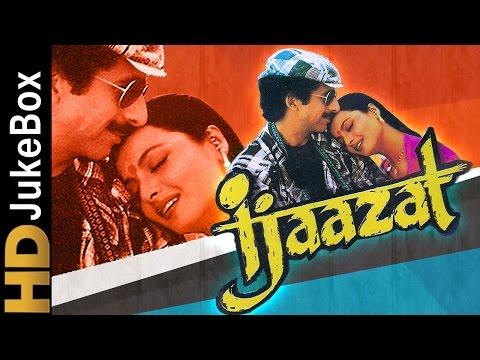 Ijaazat (1987) | Full Video Songs Jukebox | Rekha, Anuradha Patel, Naseeruddin Shah