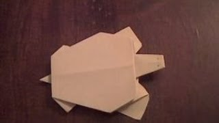 черепаха своими руками оригами Turtle Origami