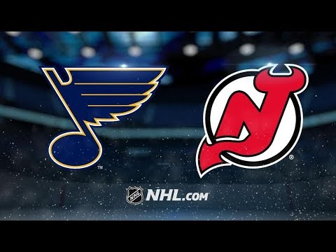 Download St. Louis Blues vs New Jersey Devils | Mar.30, 2019 | Game Highlights | NHL 2018/19 | Обзор матча