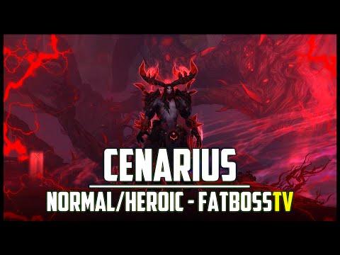 Cenarius Normal + Heroic Guide - FATBOSS