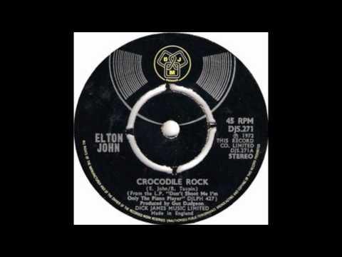 Elton John - Crocodile Rock.
