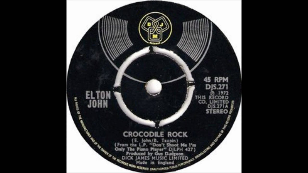 Crocodile rock (originally performed by elton john) — hit tunes karaoke.