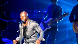 Seal - Prayer For The Dying - Live @ Beacon Theater - NYC, July 18, 2012