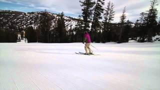 Cold Temps & Cool Cord. 100% Open With The Best Conditions Hands Down In Lake Tahoe :)