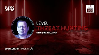 SANS Cyber Solutions Fest – Level Threat Hunting and Intelligence