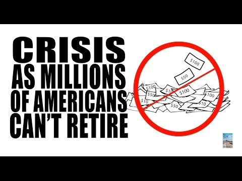 Crisis in U.S. as American Debt Bubble Economic Drag Causing Real Deflation!