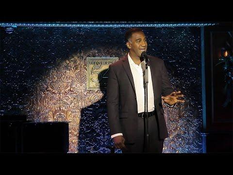 Norm Lewis Sings Stephen Sondheim's