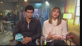 "Elyes Gabel & Katharine McPhee Star in New CBS Show ""Scorpion"""