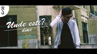 DMC - UNDE ESTI ?! (Lyrics Video)