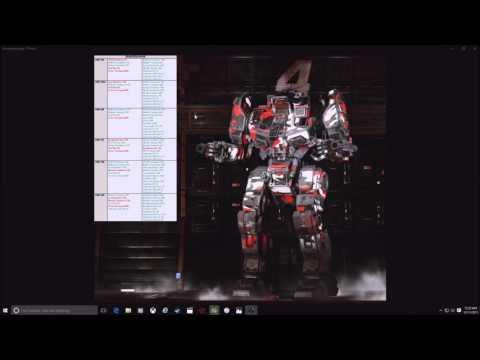 MechWarrior Online: Quirks changes (SHADOWHAWK)  