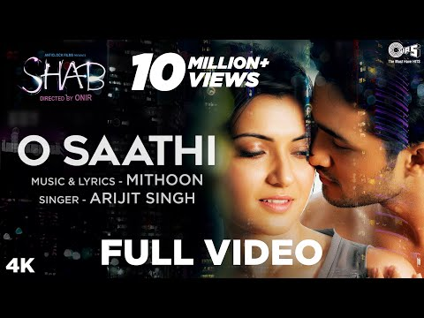 O Saathi - Video Song | Shab | Raveena Tandon, Arpita, Ashish | Arijit Singh, Mithoon thumbnail