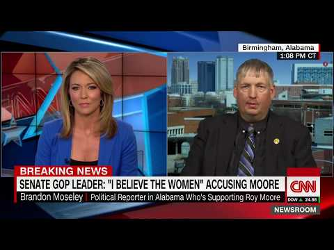 Moore supporter compares sex allegations to lawn mower theft
