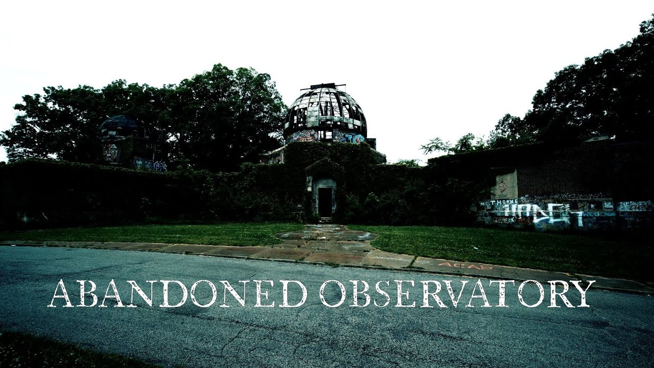 Exploring Abandoned Historical Observatory