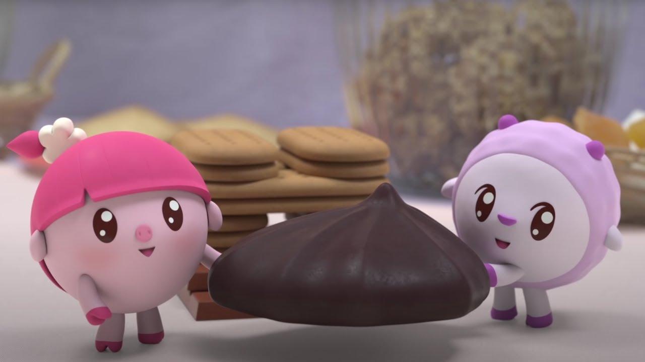 Малышарики | Сборник серий про Вкусняшки | Мультфильмы для детей 2020