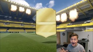 I GOT MY FIRST WALK OUT PACK!!! - FIFA 17 PACK OPENING!! #FIFA17