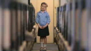 Thomson In Flight Safety Film 'Alice The Chief Steward'