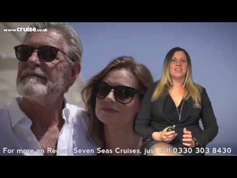 Regent Seven Seas Cruises with Kelly-Marie