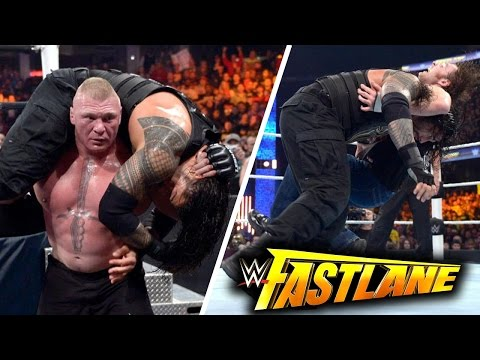 WWE Fastlane 2016   Highlights HD - wwe fastlane 2016 highlights hd - fast lane 2016 highlights hd