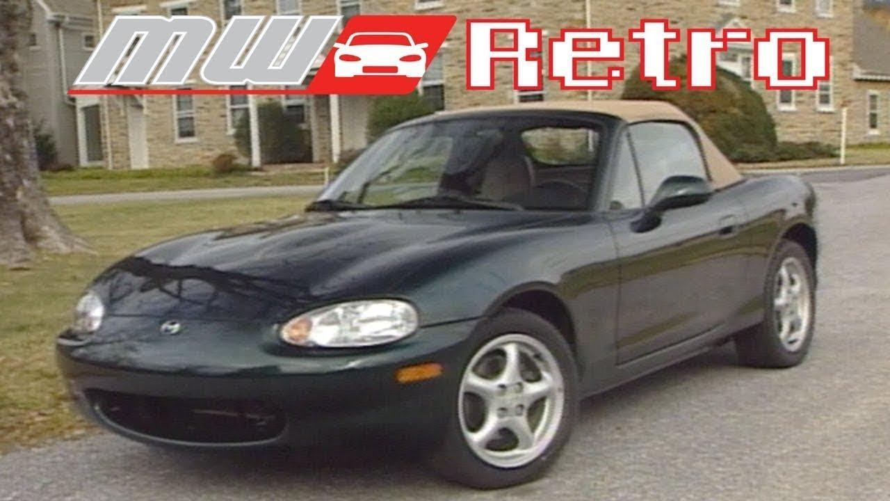 1999 Mazda Miata Nb Retro Review