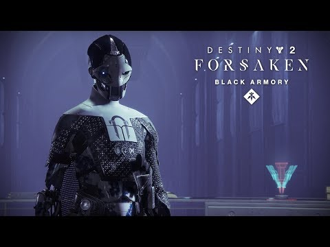 Destiny 2: Forsaken Annual Pass – Black Armory Volundr Forge Trailer