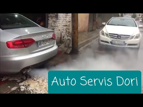 How to clean a Diesel Particulate Filter (DPF) Audi