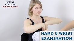 Hand and Wrist Examination - OSCE Guide (new)