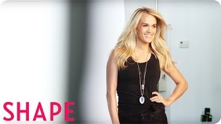 Cover Shoot Behind the Scenes with Carrie Underwood | Shape