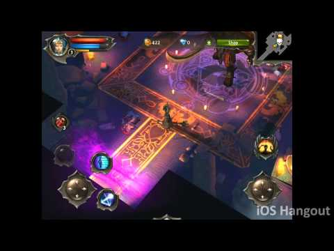 Let's Play - Dungeon Hunter 4 - Campaign And Co-op Gameplay Video