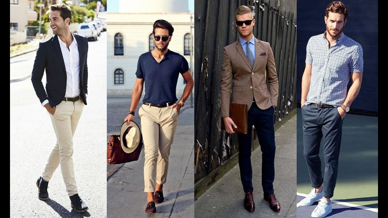 Business Casual Outfits For Men You