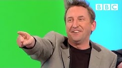 BERMUDA is an acronym of Lee Mack's exes | Would I Lie to You? - BBC