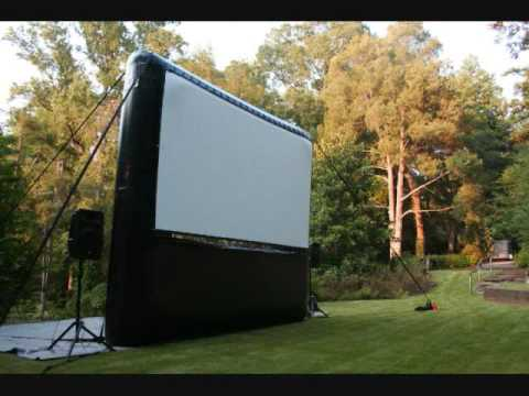 On location: Showing outdoor movies where they where filmed.