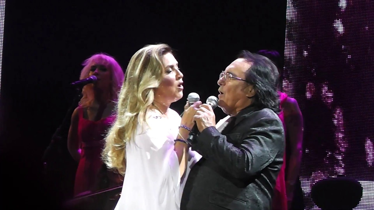 Al Bano E Romina Power We Ll Live It All Again Moscow 2017
