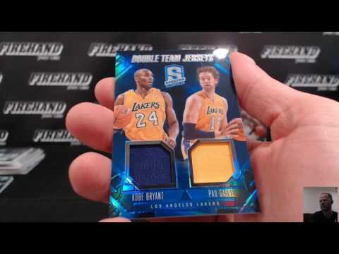 Spectra Trifecta Basketball 3 Box...