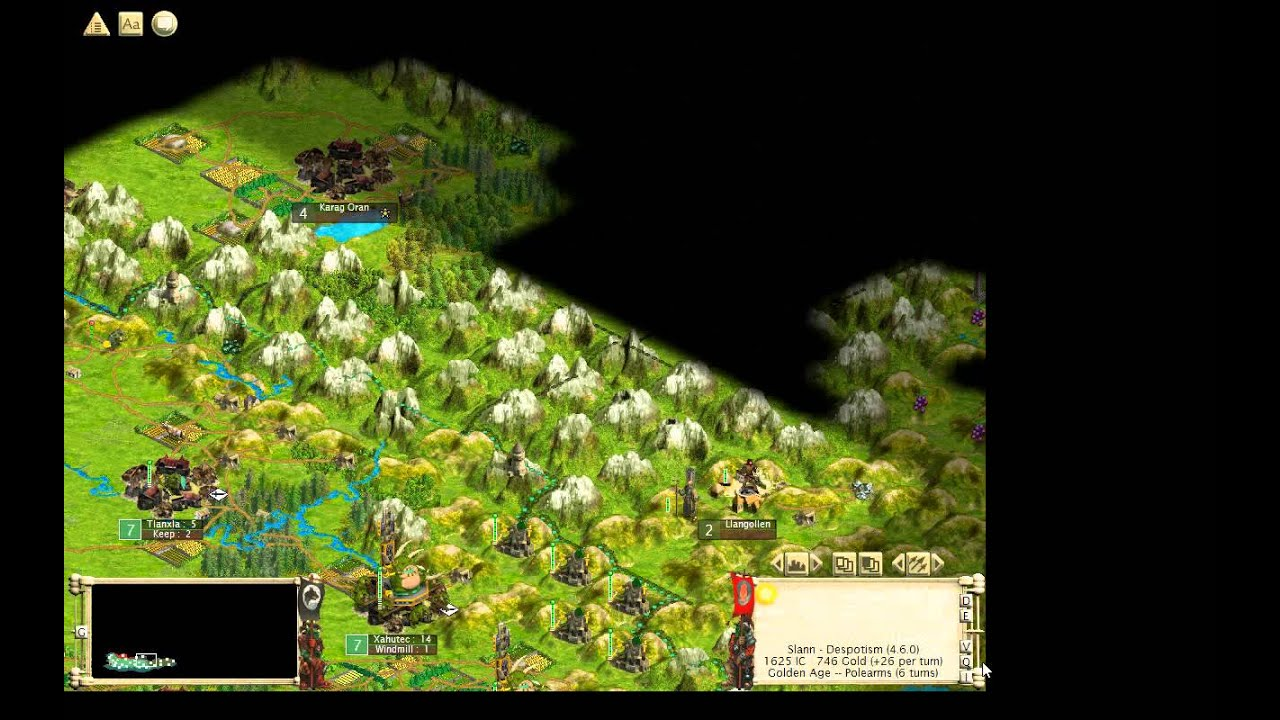 let s play civilization iii episode vii exit ungols youtube