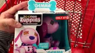 """Zoomer Zuppies """"gemma"""" Pink Electronic Interactive Puppy Dog Toy / Toy Review"""