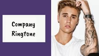 Company Ringtone | Justin Bieber New Song 2019 | Live Music