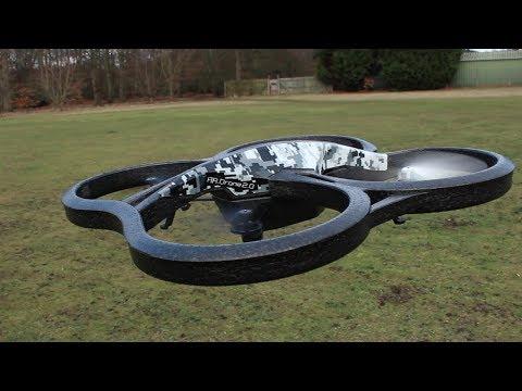 Parrot AR.Drone 2.0 | Review [Elite Edition]