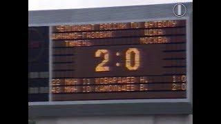 Динамо-Газовик (Тюмень) 2-0 ЦСКА. Чемпионат России-1995