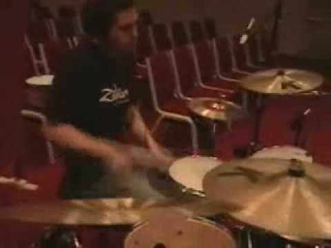 recording drum tracks!!!!