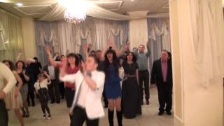 Саратов проведение свадеб, флешмоб на свадьбе