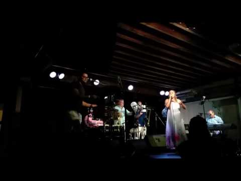 Cafe Jaleo Covers Celia Cruz