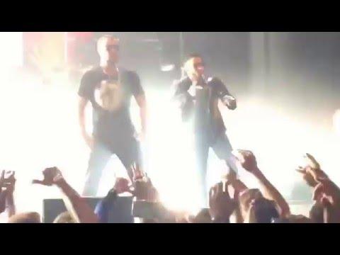 Kollegah feat. Seyed ► MP5 (Live Wien HD)