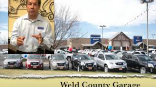 Weld County Garage: Driven To Do What's Right! | Leading Buick GMC Dealer Serving Colorado