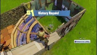 Hoe je makkelijk Fortnite Battle Royale wint.