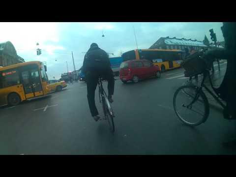 Copenhagen Bike Camera Test 2