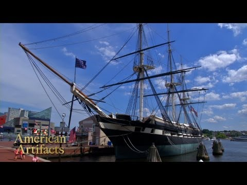 American Artifacts Preview: USS Constellation, Part I