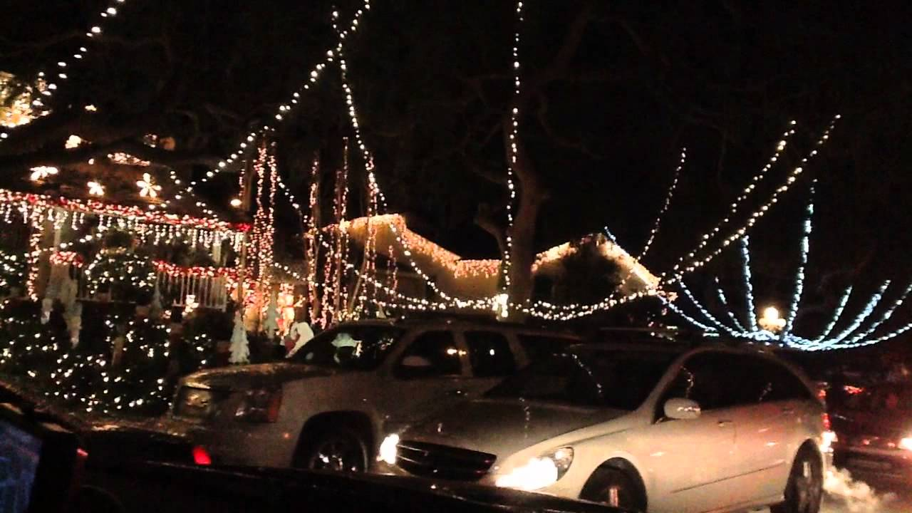 torrance christmas neighborhood 2011 - Christmas Lights In Torrance