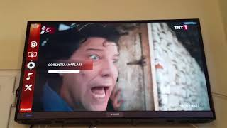 6 arçelik Beko led tv yazılım güncellemesi kontrol etme güncelleme televizyon