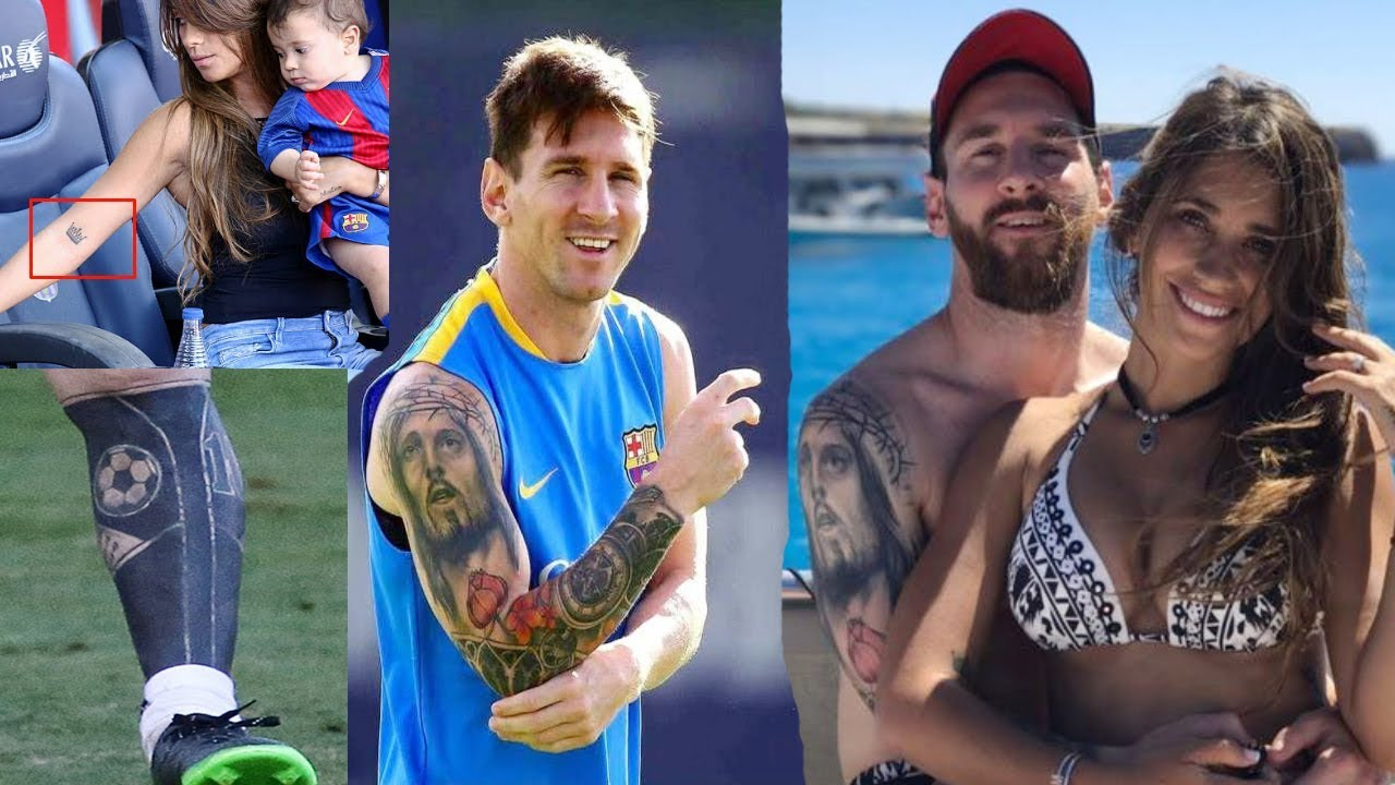 Lionel Messi Tattoos Meaning Messi Tattoo Designs Youtube
