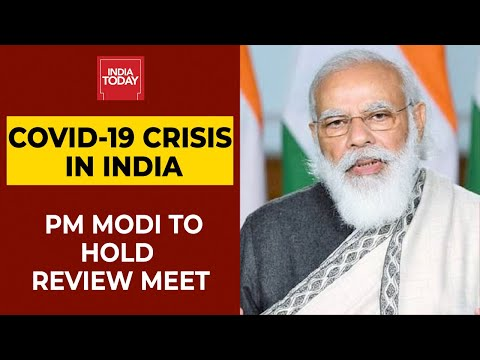 India's Coronavirus Crisis| PM Narendra Modi To Chair COVID-19 Review Meet Shortly | Breaking News